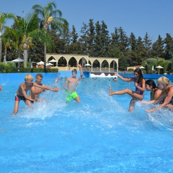 waterpark cyprus students english school